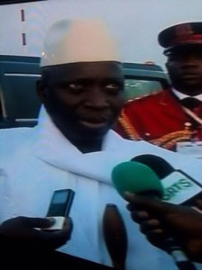 What's Behind Jammeh's Serious Weight Loss