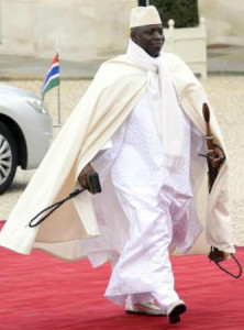 The Height Of Jammeh's Hypocrisy