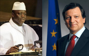 Jammeh Bows Down To EU Pressure