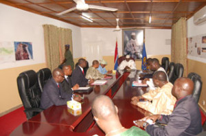 Jammeh Prefers Football To Cabinet Meeting