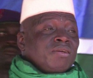 Why Jammeh Should Be Impeached