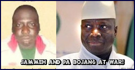 Did Jammeh Cry Over Pa Bojang's Revealations?