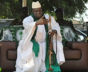Palace Coup in Gambia Where Presidency Dies Without Succession Plan