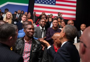 President Obama Answers Questions from Young Africans