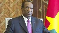 Burkina Faso Presidency Is Vacant