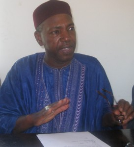 Hamat Scolds Gambia Government