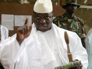 Source Of Gambia's Representation Failure