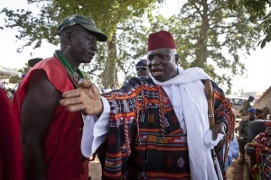 How Jammeh Spells Black Power On Gambians