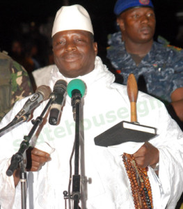 Jammeh's Rogue Elements Are The Problem