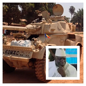Why Jammeh Carries Rocket Launchers
