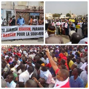 Darboe and Sandeng Protest Awakens a Nation