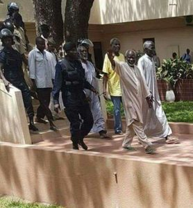 EU Tells Gambia To Free Opposition Prisoners