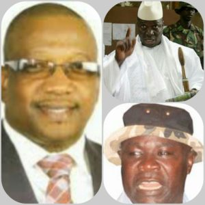 How Mama Kandeh's Emergence Dampens Jammeh's Spirits