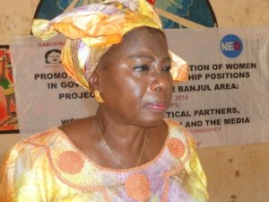 Challenging Dr Touray On Her Proposal For Opposition Convention