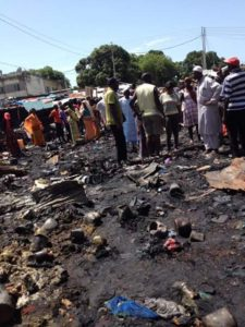 Of Gambia's Unsolved Fire Outbreaks