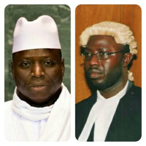 Activist Lawyer Says Gambia Can't Afford Another Jammeh Mandate