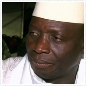President Yahya Jammeh Why Opprobrium in A Doom Cause or Did You Deserve to Die?