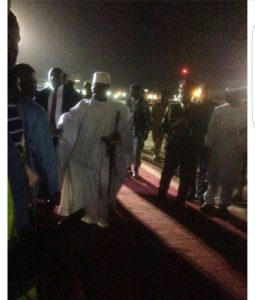 No Blanket Amnesty For Exiled Jammeh