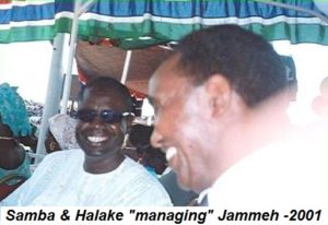 Halake's London Letter: Obama Can't Be President Again – Nor Can Jammeh's Ghost!