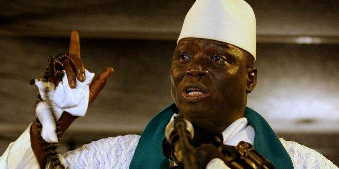 JAMMEH'S NIGHTLY CONFESSIONS
