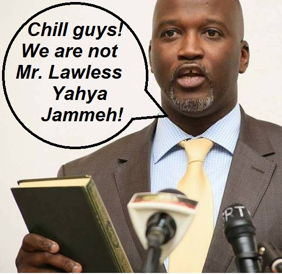 Re: TRC In The Gambia – A Dissenting View