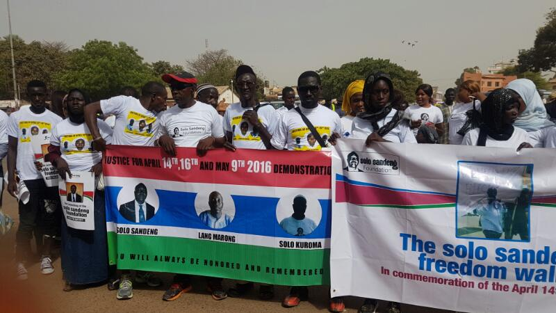 How Solo Sandeng Saves Gambia