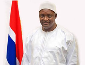 President Adama Barrow -The Making Of A New Gambia