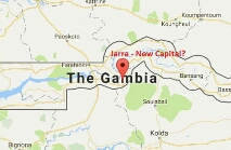 New Gambia, New Capital?