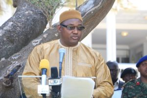 Gambia Seeks Closer Cooperation With Wider World