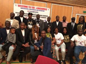 """UKGambia 2017 in Review – """"Gambia in Transition"""""""