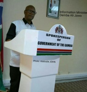 Gambia Gov't Dumps Tainted MGI