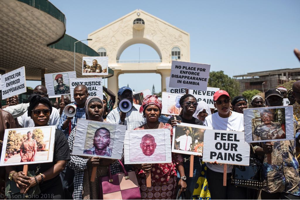 'Gambia Should Engage Victims' Families'