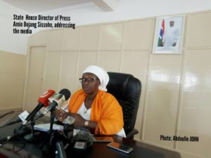 All Eyes Set On Gambia's Justice Minister