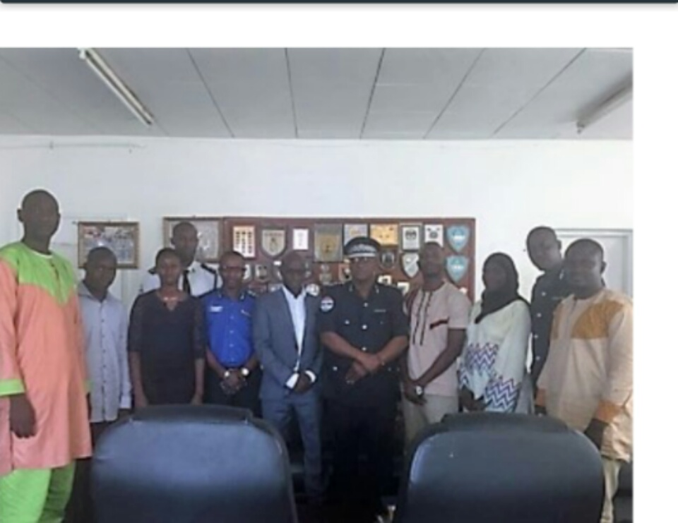 GPU Discusses Safety, Security of Journalists With Police Chief