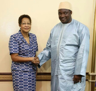 "US Ambassador Says Relations with The Gambia Is ""Excellent"""