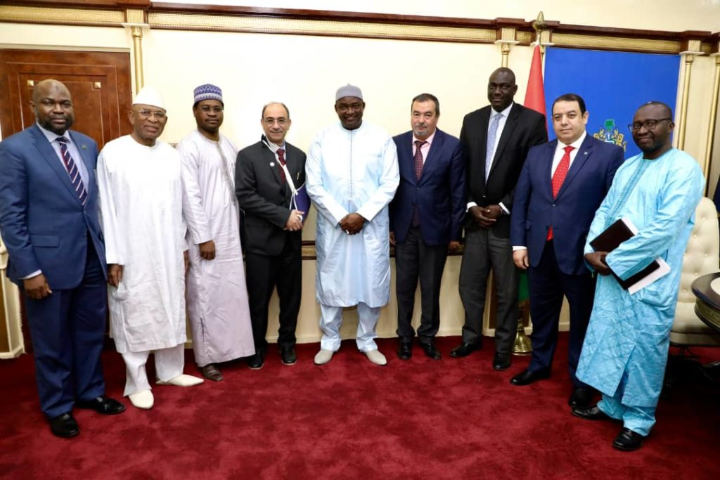 """""""We Are On Track"""" Says OIC-Gambia Executive Secretary"""