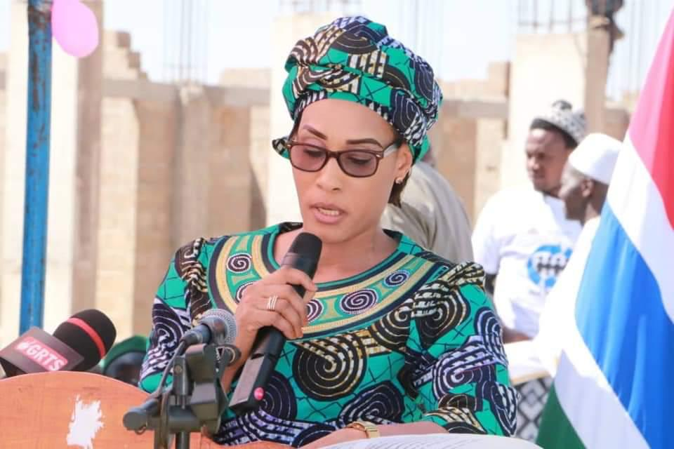 First Lady Launches Child Protection