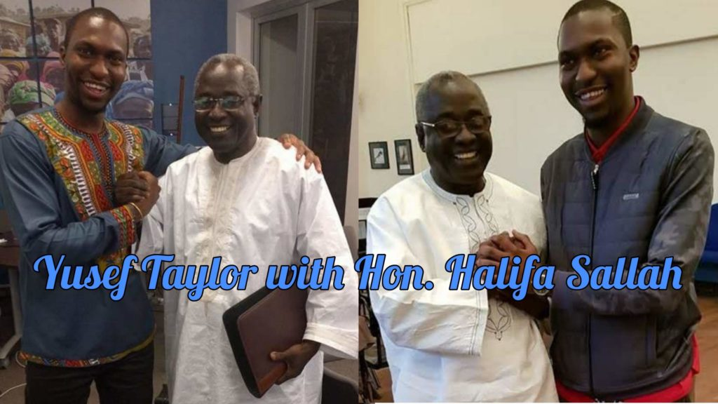 An Open Letter To Hon. Sallah On Contradicting TRRC Witness Accounts
