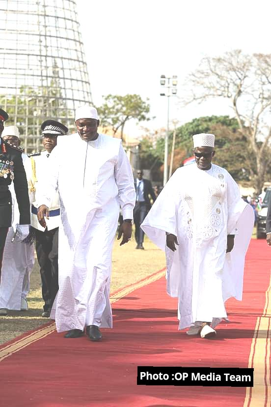 Gambians Celebrate The Birth Of Independence