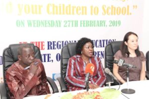 The World Bank Education Sector Support Program Launch
