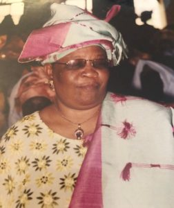 A LETTER TO LATE AISHAT OMOLARA RAJI:  A MOTHER WITH COUNTLESS CHILDREN