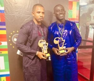 Dr. Ceesay, Sabally Sweep Awards at West African Youth Confab