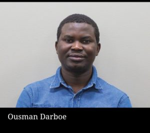 Gambian Holds Madison College's Highest Student Position