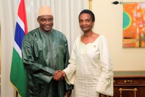 'The Stability of The Gambia Is Priority'