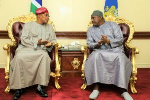 """""""Ongoing Reforms Will Rectify Wrongs of the Past"""", President Barrow Tells UN Chief"""