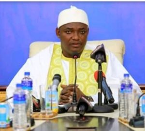 President Barrow's Eid Message