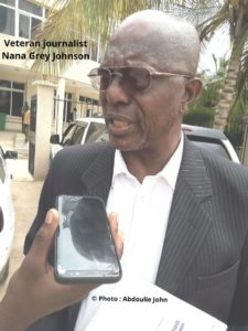 Former Minister Regrets Defending Jammeh's Internet Laws