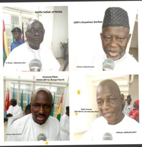 Gambian Politicans Unanimous On Jawara's Exemplary Leadership