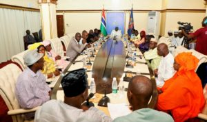 Team Bakary Badjie Declares 'Unconditional Support For The Barrow Agenda