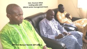 BANJUL NORTH NAM LAUNCHES CAMPAIGN TO REVITALISE THE GAMBIA NATIONAL LIBRARY